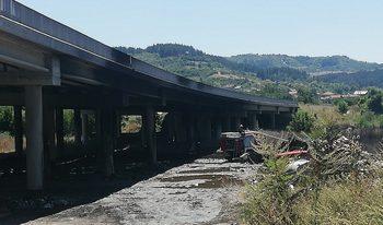 """Пътната агенция: """"Струма"""" е сериозно засегната от пожара и остава затворена в следващите дни"""