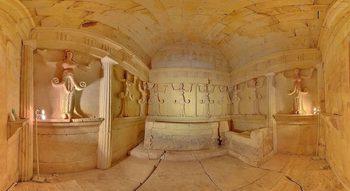 Гробницата в Свещари – открития, но и догадки