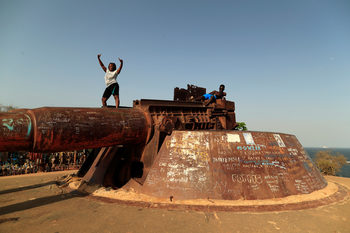 Фотогалерия: Гана осребрява с туризъм робското наследство