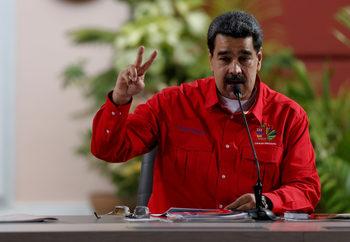 Мадуро потвърди, че преговаря с Тръмп от месеци (видео)