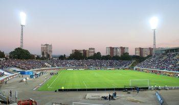 """Служител на """"Левски"""" е бил пребит до стадиона на клуба"""
