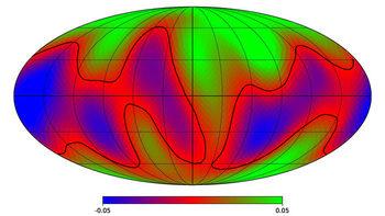 Учени показаха как изглежда Земята от извънземна гледна точка