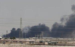 Големите нефтопреработващи заводи на Саудитска Арабия бяха атакувани от дронове