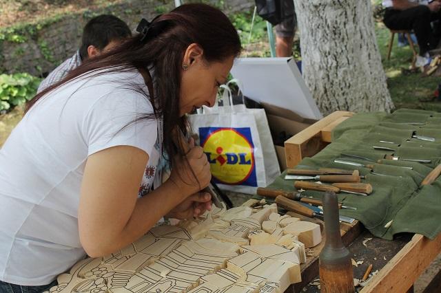 Откриха XVII-ия Международен панаир на традиционните занаяти в Етъра /снимки/