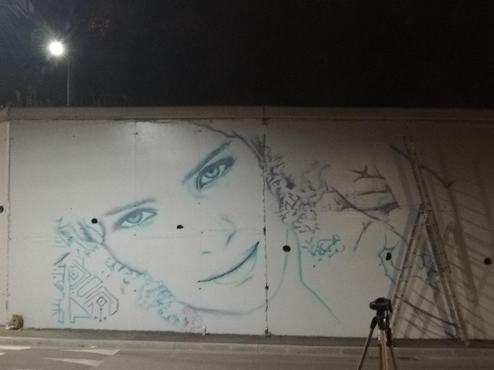 """Тиаго Фуртадо завършва творбата си на """"Източната градска"""""""