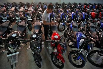 Мотоциклетите в Европа стават по-търсени