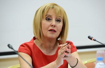 Мая Манолова ще подаде оставка като омбудсман, за да се кандидатира за кмет на София