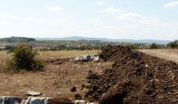 Екокоалицията алармира за засипване на степи край Драгоман