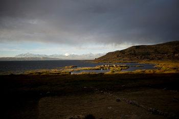 Фотогалерия: Езерото, което някога било божествено