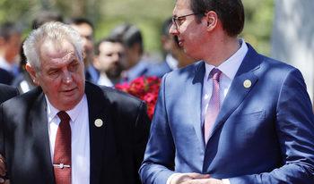 Чешкият президент ще поиска да се отмени признаването на Косово