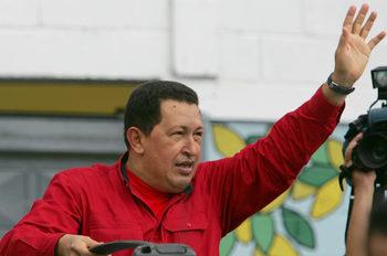 """Чавес планирал да """"наводни"""" САЩ с кокаин"""
