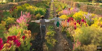 """Видео: """"Тайната градина"""" оживява наново на екрана с Колин Фърт"""