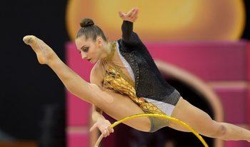 Боряна Калейн записа две пети места на световното по художествена гимнастика