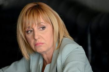 Хората, които ме подкрепят са подложени на натиск, оплака се Мая Манолова