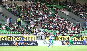 Спорът за стадиона в Разград стигна до съда