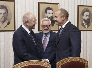 Радев: Европейската интеграция на Северна Македония не трябва да става за сметка на българската история