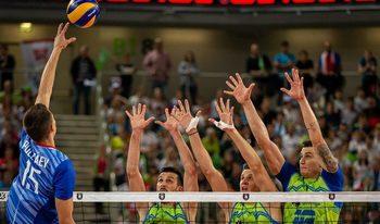 Словения е следващият съперник на волейболистите