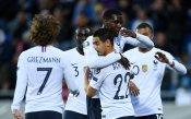 Франция се изпоти в Исландия, но Евро 2020 е близо