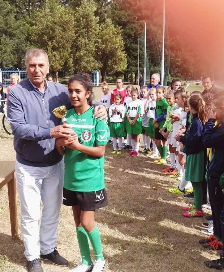 """Първи турнир и първи успехи за момичетата на """"Янтра 2019"""""""