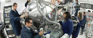 Американските военни патентоваха компактен термоядрен реактор