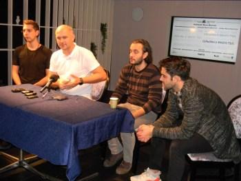 """""""Серьожа е много тъп"""" на Дмитрий Данаилов е най-новият спектакъл на плевенския театър"""
