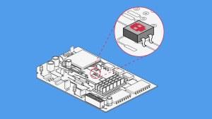 Поставянето на шпионски чип струва едва $200