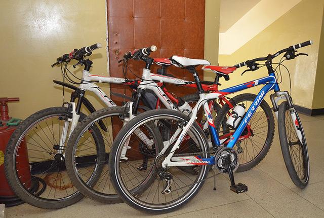 """Двама се """"специализирали"""" в кражбата на велосипеди"""