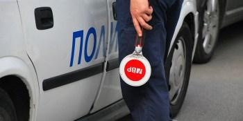 Провежда се операция за контрол на товарните автомобили и автобусите