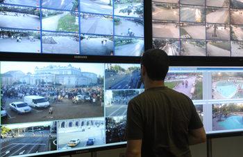Хиляда нови камери за видеонаблюдение ще се монтират в София