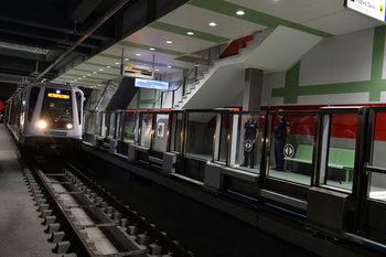 Две корейски фирми с местен партньор ще изградят прегради в метрото за 21 млн. лв.