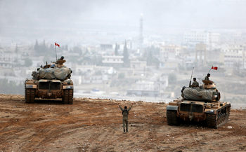 Вечерни новини: Фандъкова води символично пред Манолова, Турция с офанзива срещу кюрдите в Сирия