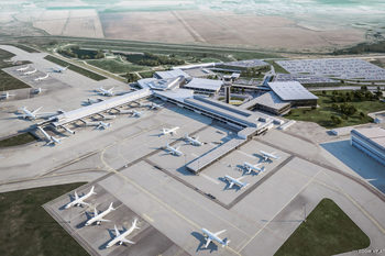 Избраният концесионер на летище София ще вдига таксите от десетата година