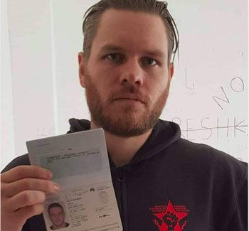Полфрийман е свободен да напусне Бусманци, но не и България