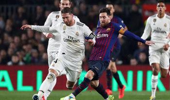 """""""Барселона"""" – """"Реал"""" (Мадрид) е пред отлагане заради безредиците в Каталуня"""