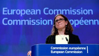 След митата на САЩ ЕС няма друг избор освен ответни мерки, каза еврокомисар