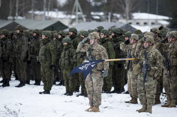 САЩ ще изпратят 20 хил. войници в Европа за учение на НАТО