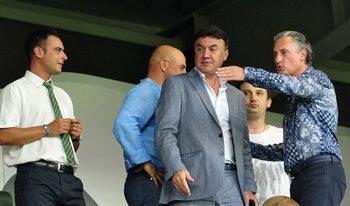 Кирил Домусчиев: Борислав Михайлов винаги е работил за развитието на нашия футбол