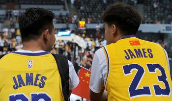 Загърбете политиката, или как премина шоуто на НБА в Китай