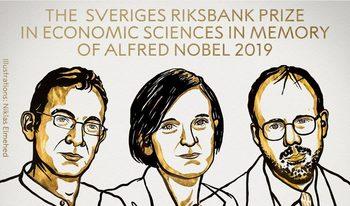 Съпрузи, борещи се с бедността, взеха Нобел за икономика