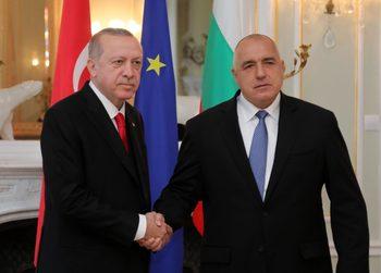 Може ли да разчита Борисов на договорката си с Ердоган