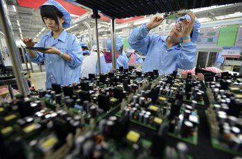 Ръстът на китайската икономика се забави до ниво, невиждано повече от 20 години