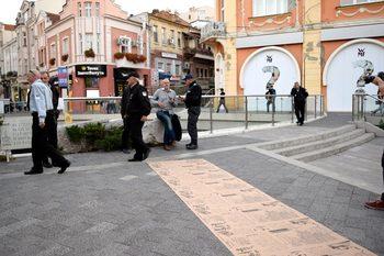 Как Пловдив не осъмна в поезия