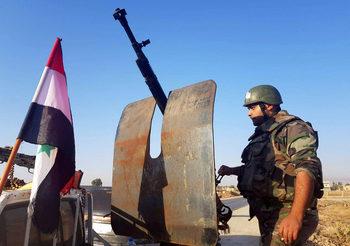 Американските сили са се изтеглили от най-голямата си база в Сирия