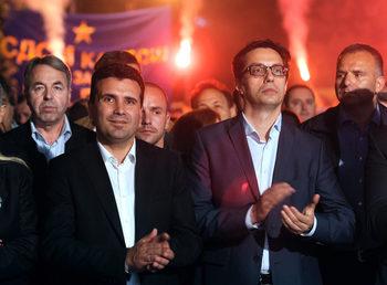 Заев обяви избори в Северна Македония на 12 април