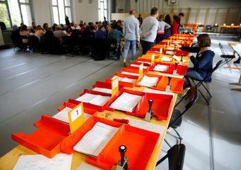 Силен резултат на зелените на парламентарните избори в Швецария