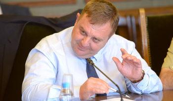 Каракачанов за избора на главен прокурор: Когато има състезание с един кандидат, възникват съмнения
