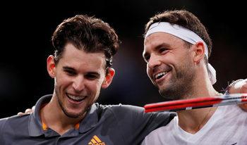 Тенисът, който кара Григор Димитров отново да се усмихва