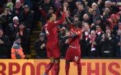 НА ЖИВО: Ливърпул срещу Манчестър Сити 3:0, Мане прати Сити в нокдаун