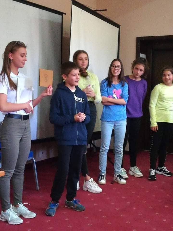 Възпитаници на Априлов участваха в ученически обмен