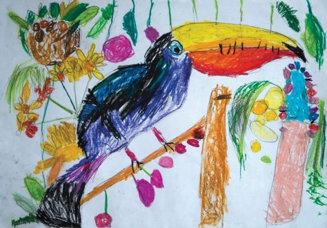 """Дете от арт школа """"Колорит"""" спечели най-високото отличие на конкурс в Полша"""
